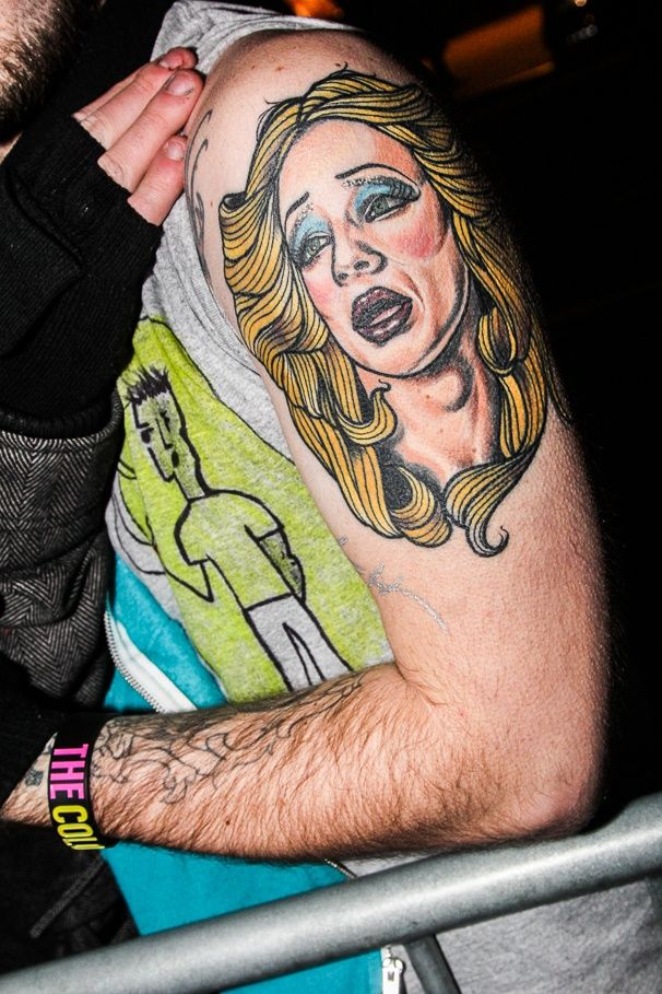 Hedwig and the Angry Inch, John Cameron Mitchell, JCM, Stephen Trask, Hedwig Tattoo