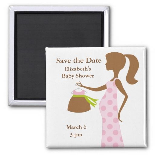 mom to be baby shower save the date magnets save the date owl baby