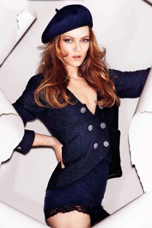 Vanessa Paradis Takes on Parisian Fashion for Jalouse