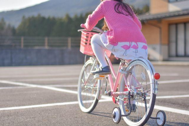 自転車に乗れない子は教室に行くのもいいかも 自転車教室を探してみました For Mom すべてのお母さんへのメッセージ 自転車 練習 子供 自転車 自転車