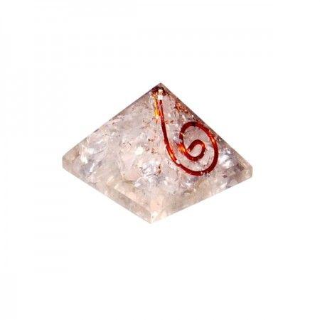 Crystal Orgone Energy Pyramid