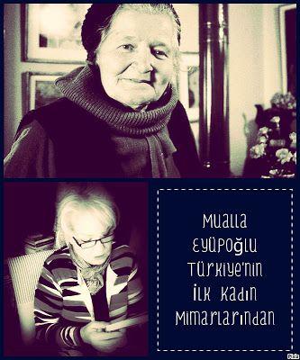 kitaplar:      Mualla EyüpoğluTürkiye'nin İlk Kadın Mimarlar...