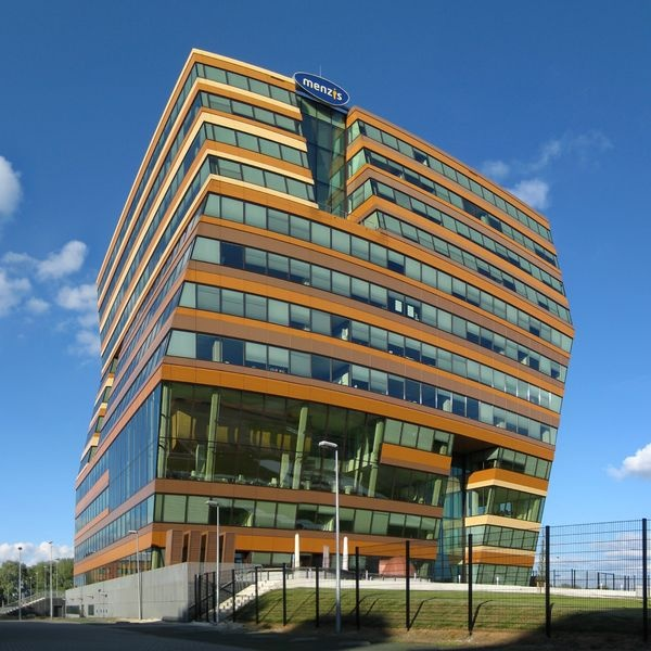 HQ of Menzis, a healthcare insurer