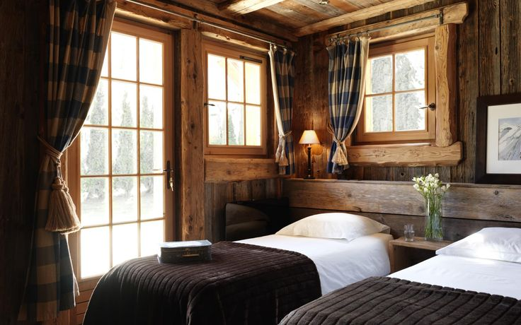 Chalet Annapurna, Chamonix, France.  Luxury ski chalet with traditional character from Firefly Collection. www.firefly-collection.com
