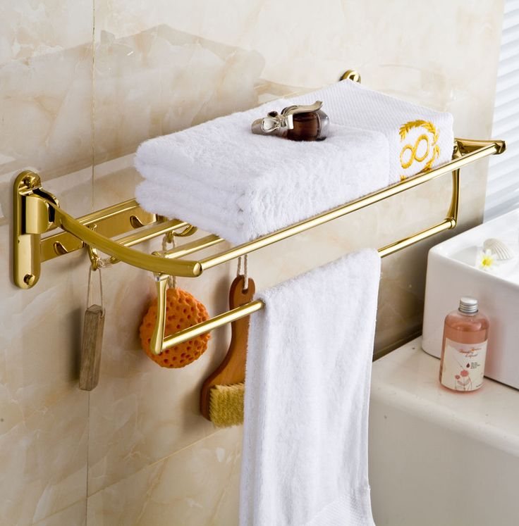 Gold Towel Rails For Bathrooms: 1000+ Ideas About Bathroom Towel Rails On Pinterest
