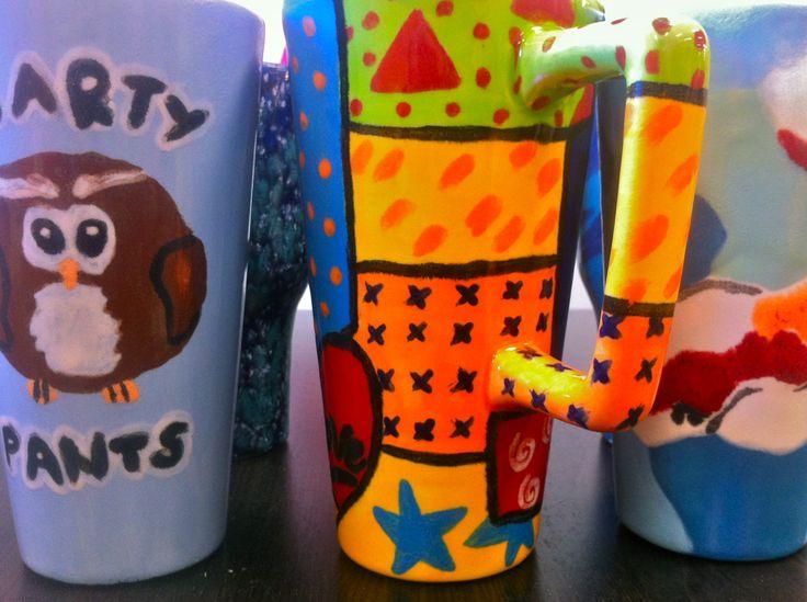 Ceramic Travel Mug Workshop with Julie Ridley
