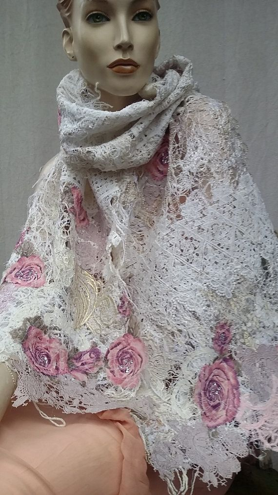 LACE CLOUDS by JARMOLOWSKA on Etsy
