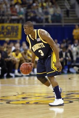 #3 Dwyane Wade, Marquette University