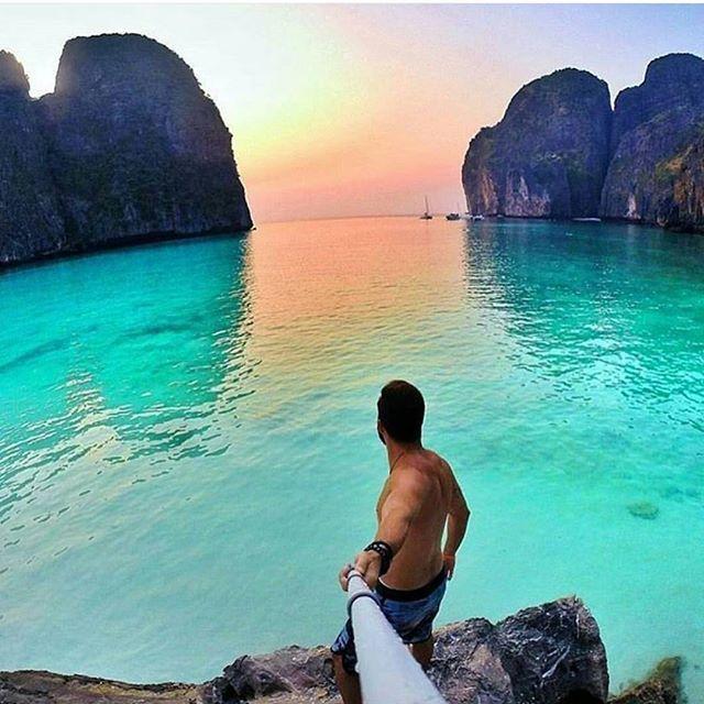 🍹🌞🌡#zabierzmnietam #wakacje #lato #słońce #piękne #miejsce #super #marzenia #wyspa #plaża #basen #woda #sexy #wschódsłońca #palmy #niebo #zachód #ocean #morze