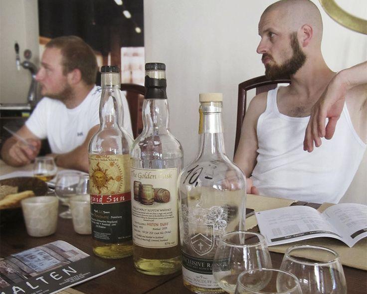 Martin Skou whisky tasting at Dansk Maltwhisky Akademi http://whisser.com/2013/12/17/tasting-whisky-at-dansk-maltwhisky-akademi/