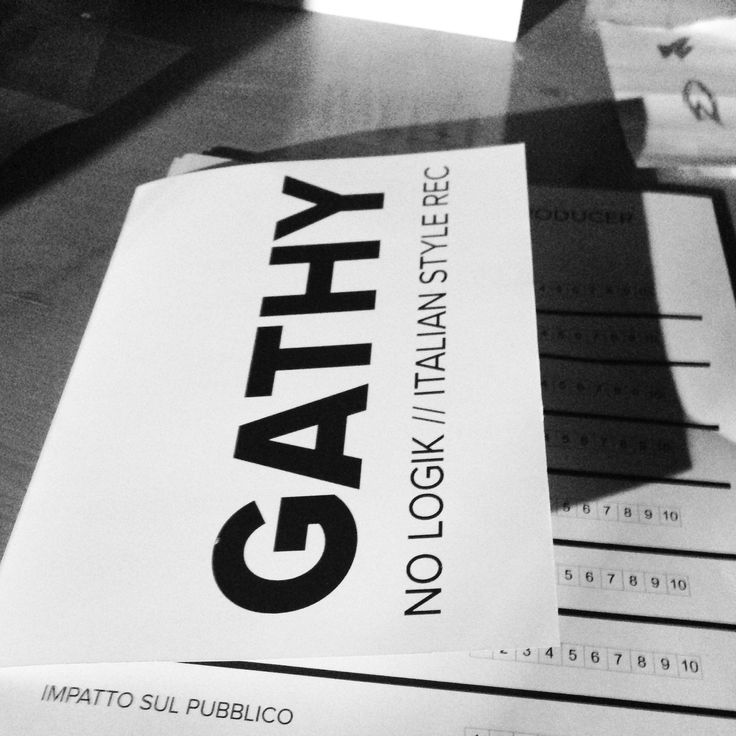 Gathy