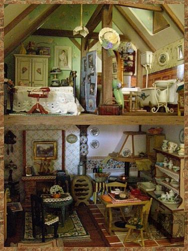 beautiful.  i could play for hours with my dollhouse when i was a little girl