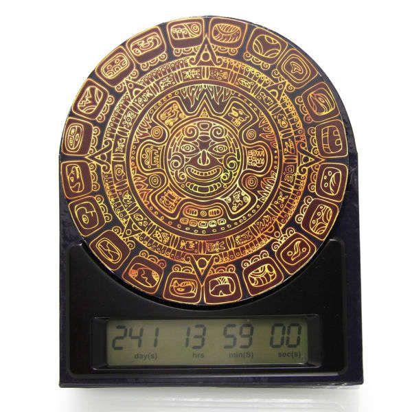 Apocalyptic Countdown Clocks