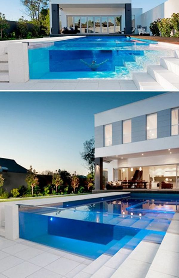 Get Swimming Pool Ideas From Countless Photos Interesting Short Articles As Well As Videos Concerning S Luxury Swimming Pools Glass Pool Pool Landscape Design