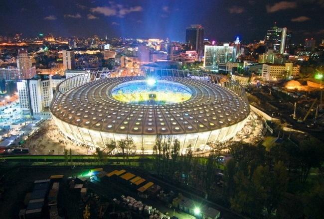 Olympic Stadium, Kiev
