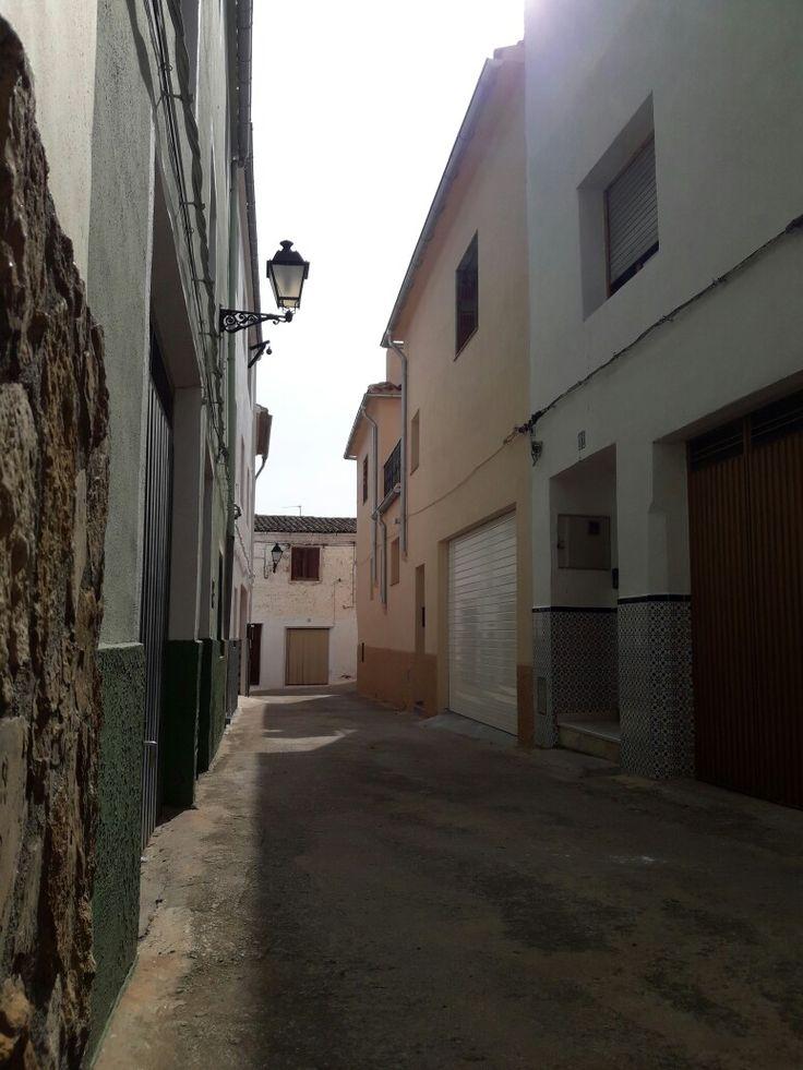 Calle El Niño