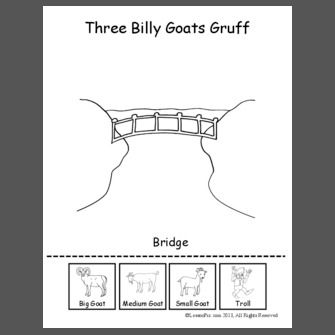 three billy goats gruff activities for preschool three billy goats gruff tales goats 513