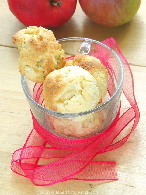 Осеннее печенье - так было сказано у Нади a_krol_cookbook  , и это чистейшая правда:) Про яблоки мы с вами уже рассуждали: сбор урожая - куда ближе к осени? Аромат,…
