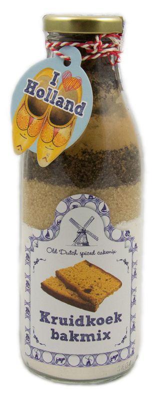Concept Unie Kruidkoekjes | Concept Unie Cake mixen, Soepmixen e.a. in cadeau verpakkingen | De SmaakBeleving, keuze uit meer dan 1200 producten!