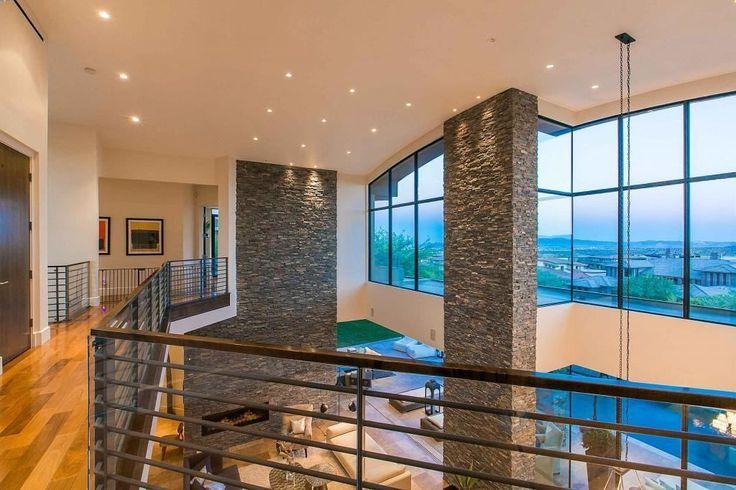 Penn Jillette's New House, 95 Hawk Ridge Drive, Las Vegas, Nevada 89135 - page: 1 #mansion #dreamhome #dream #luxury http://mansion-homes.com/dream/95-hawk-ridge-drive-las-vegas-celebrity-mansion/