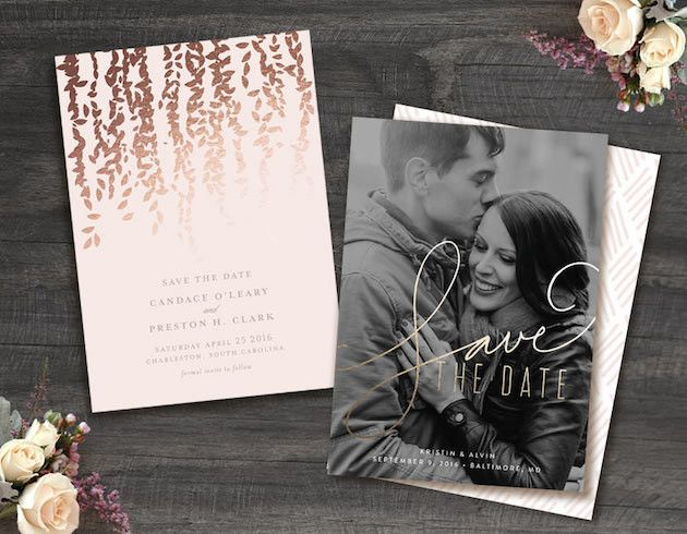 312 best Save the Date images – Save the Date Wedding Picture Ideas