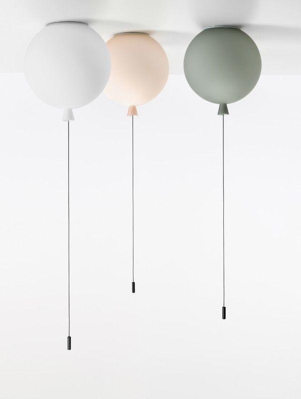 balloon ceiling lights
