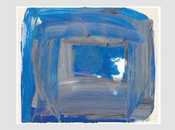 Howard Hodgkin | Prints | Works on Paper - Howard Hodgkin - For Alan I - VII £9000