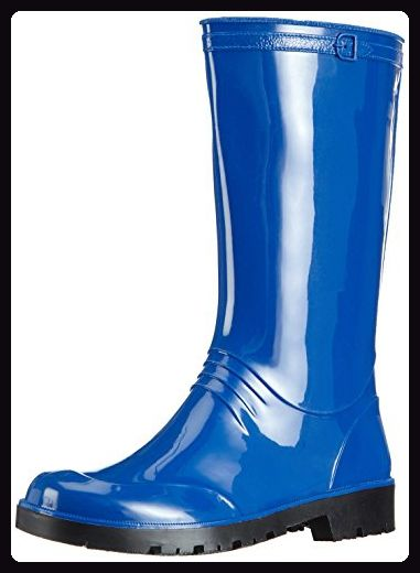 Chuva IRIS DAMESLAARS PVC KOBALT 38, Damen Halbschaft Gummistiefel, Blau (Kobalt(Kobalt) 14), 38 EU - Stiefel für frauen (*Partner-Link)