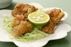 NHK WORLD TV | Your Japanese Kitchen | <span style='font-style:italic;'>Karaage</span> Fried Chicken