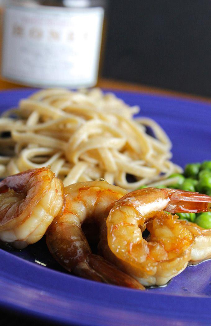 Simple Sautéed Shrimp is an easy kid pleasing recipe!