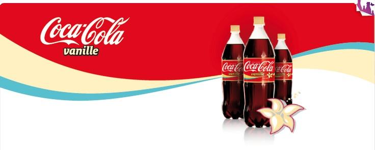 Coca-Cola Vanille, toutes les infos nutritionnelles et les formats