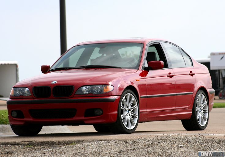BMW E46 330i ZHP Package - http://www.bmwblog.com/2015/06/09/bmw-e46-330i-zhp-package/