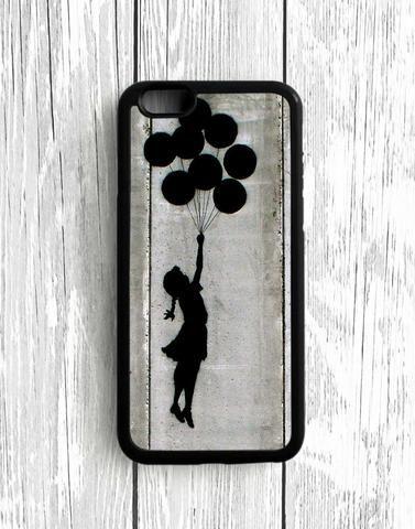 Banksy Balloon Girl iPhone 5C Case