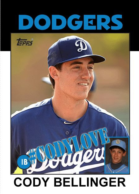 Dodgers Blue Heaven: Moving Towards 10,000 Followers for Cody Bellinger - #FollowCody #CodyLove