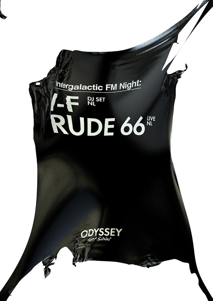 Odyssey - I-F, Rude 66 | Designer: Merdanchik