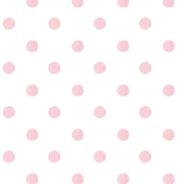 White and pink polka dot fabric by the yard carousel for Pink nursery fabric