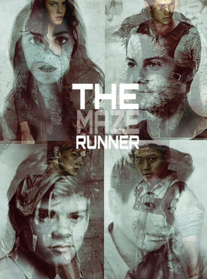 The Maze Runner | love this edit, it's soooooooooooooooo beautifully, amazing, and yeh you get the idea....