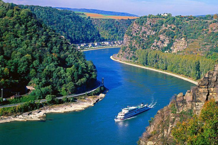 Rhine - Loreley - Germany