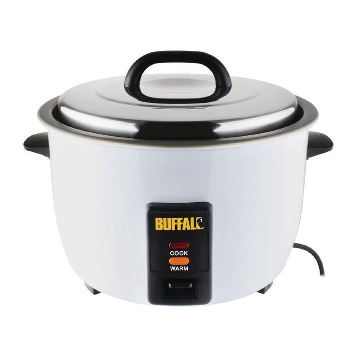 Arrocera eléctrica Buffalo 4,2 litros