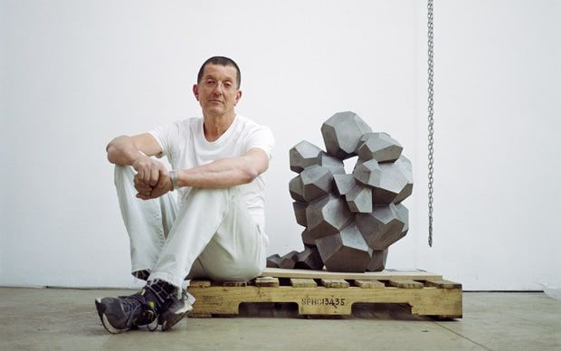 How did an academic child of privilege and would-be Buddhist monk become   Britain's 'artist of the people'? Antony Gormley talks to Nigel Farndale