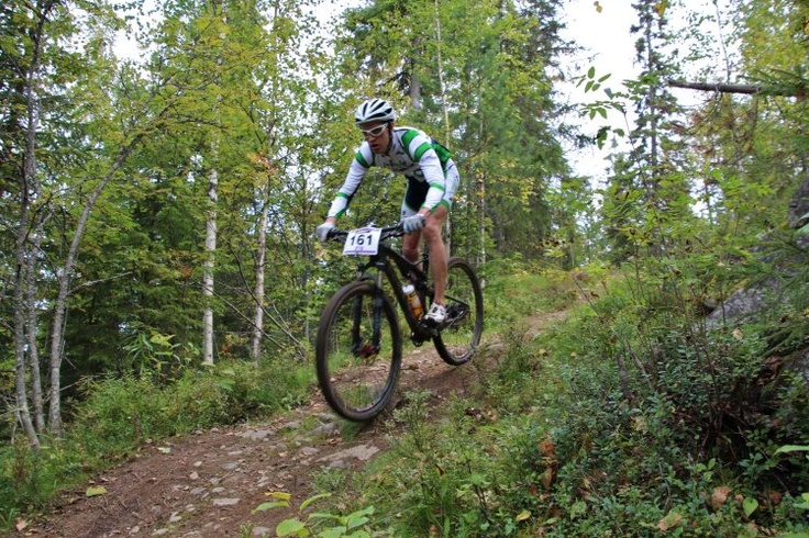 Vuokatti MTB - competition every summer Event where everyone can challange themself