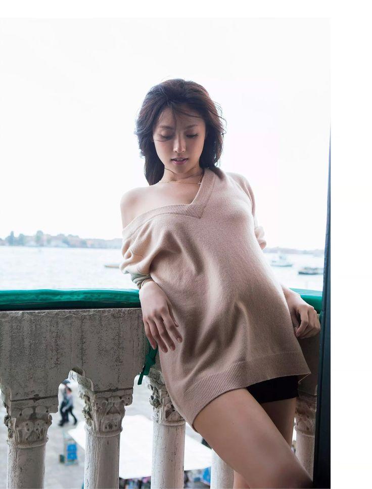 Kyoko Fukada - Flash 2016 No1366