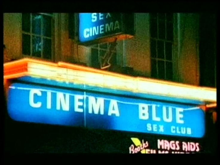 soho sex cinema early 1980s