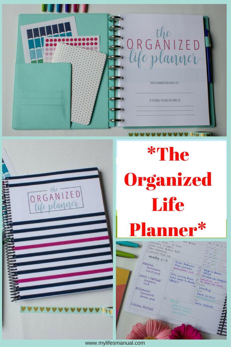 how to organize your life? how to organize your life planners. Printable planner organization. (afflink)