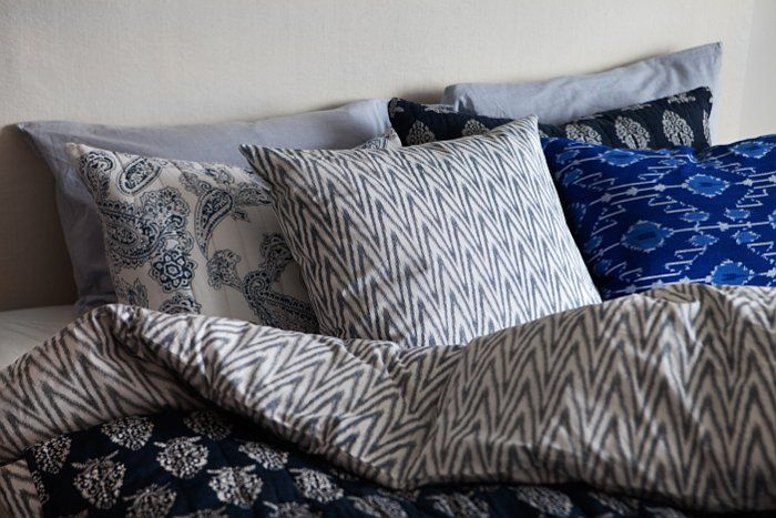 Bedspread, cushions - Chhatwal & Jonsson