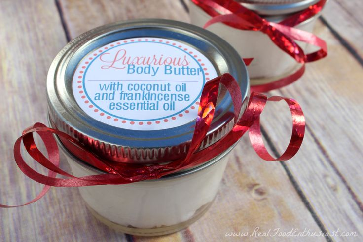 Diy luxurious homemade whipped body butter recipe free for Body butter labels