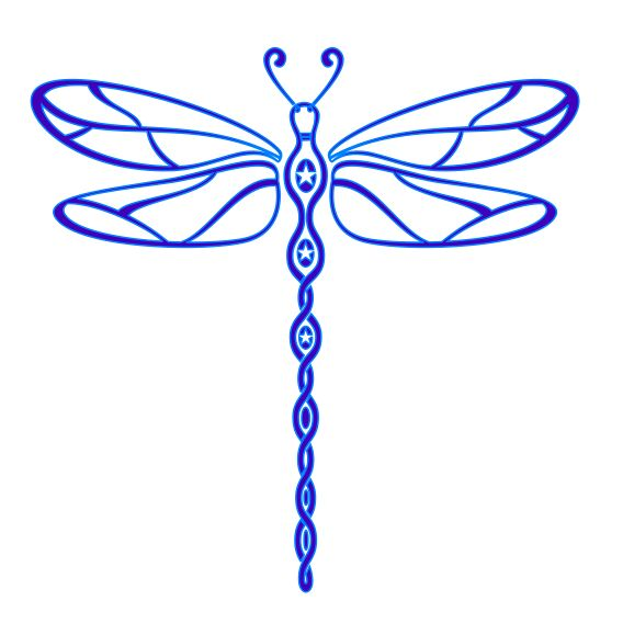 Dragonfly Tattoo Line Drawing : Best images about tattoo ideas tree meditator