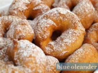 Sicilian doughnuts