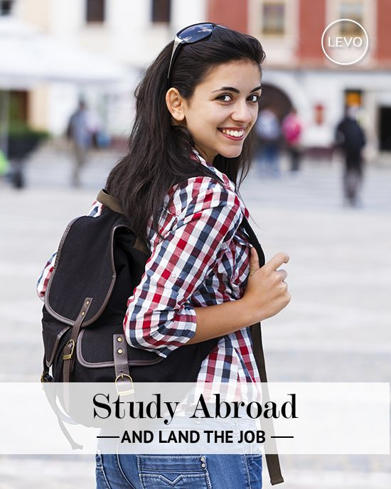How studying abroad can help you get a job. #studyabroad