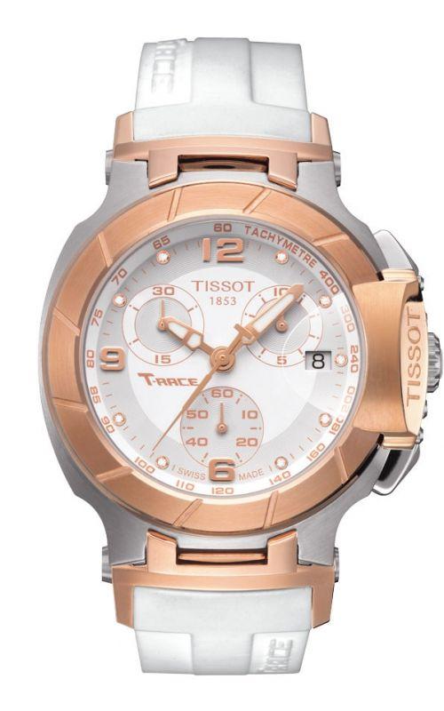 Tissot T-Race Lady Diamonds   T048.217.27.016.01